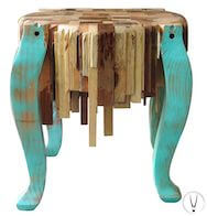 Boutique Side Table